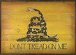 David Grant - Dont Tread on Me: Barn Door
