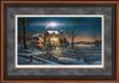 Terry Redlin - And Crown Thy Good with Brotherhood - Framed