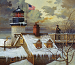 Charles Wysocki - I Hope Your Seas are Calm