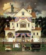 Charles Wysocki - Lady Liberty's Independence Day