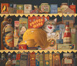 Charles Wysocki - Ethel the Gourmet