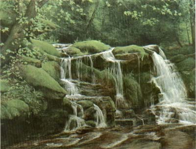 David Armstrong - Buttermilk Falls