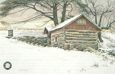 David Armstrong - Morgan Valley Springhouse