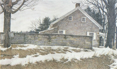 David Armstrong - Pennsdale Meeting House