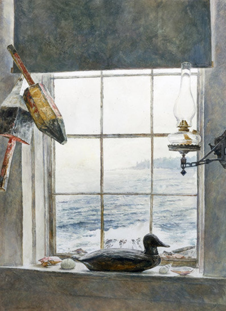 David Armstrong - Window to the Sea