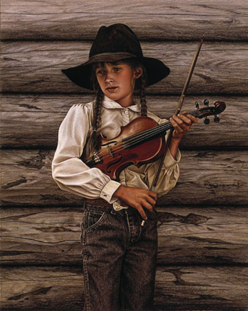 C. L. Ballantyne - Kate and Her Fiddle