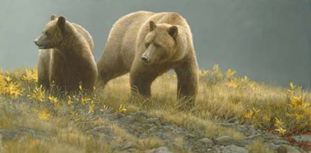 Robert Bateman - Alaska Light
