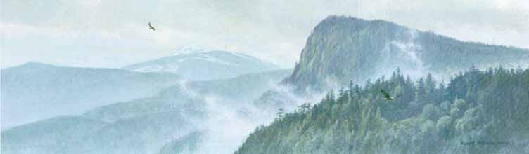 Robert Bateman - Thinking Like a Mountain