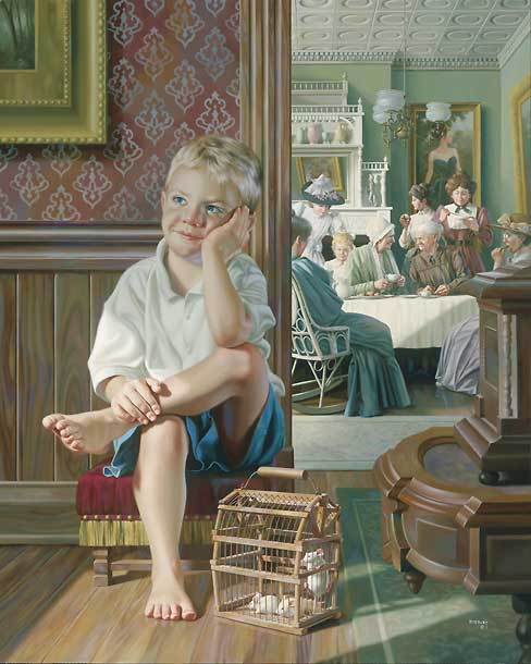 Bob Byerley - At Just the Right Moment