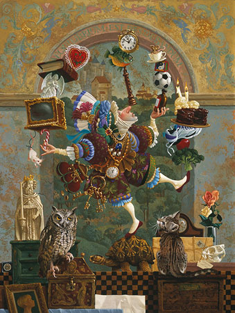 James Christensen - Balancing Act