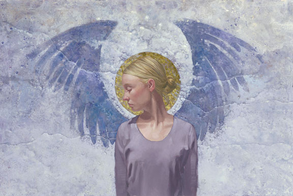 James Christensen - Angel Unaware