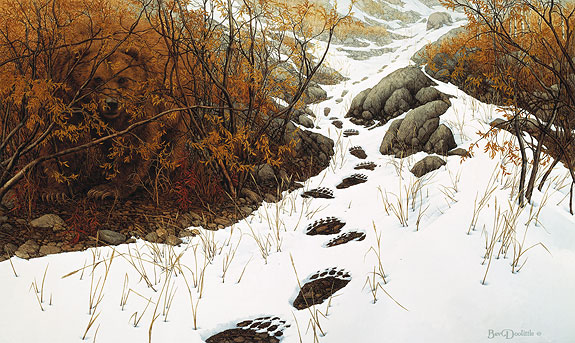 Bev Doolittle - Doubled Back