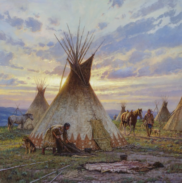 Martin Grelle - Between Earth and Sky