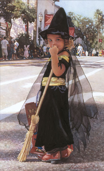 Steve Hanks - Bewitching