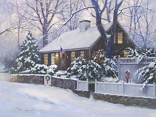 Paul Landry - Cape Cod Christmas