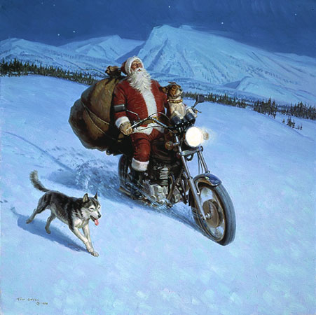 Tom Lovell - North Country Rider