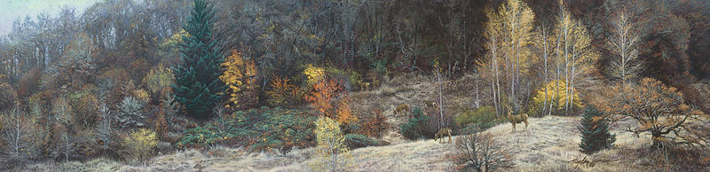 Stephen Lyman - Autumn Gathering