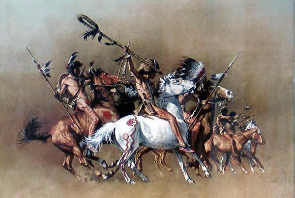 Frank McCarthy - Sioux Warriors