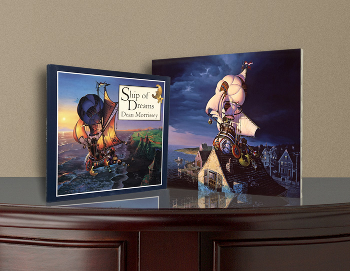 Dean Morrissey - Ship of Dreams - Collector's Set