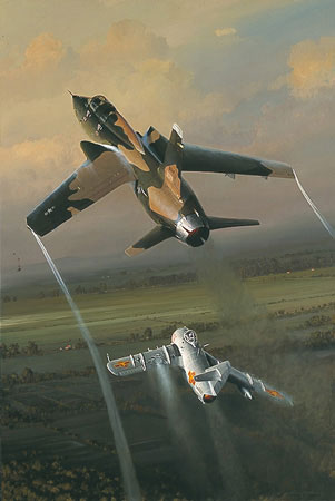 William Phillips - Lethal Encounter (F-105)