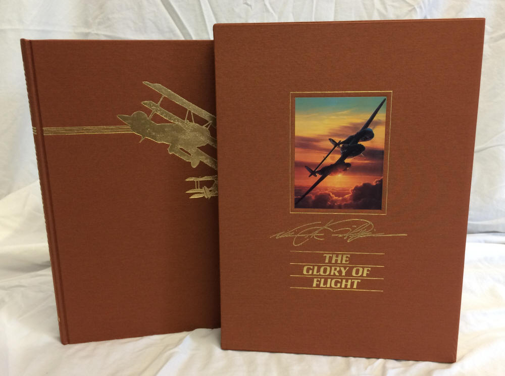William Phillips - The Glory of Flight: The Art of William Phillips - Collector's Edition