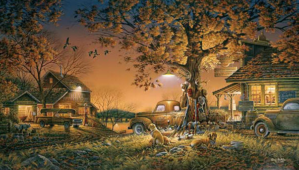 Terry Redlin - Twilight Time (Imperfect)