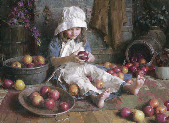 Morgan Weistling - Apple Girl