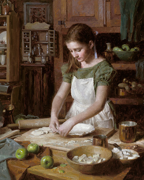 Morgan Weistling - Apple Pie