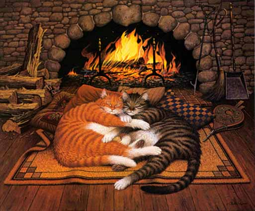Charles Wysocki - All Burned Out