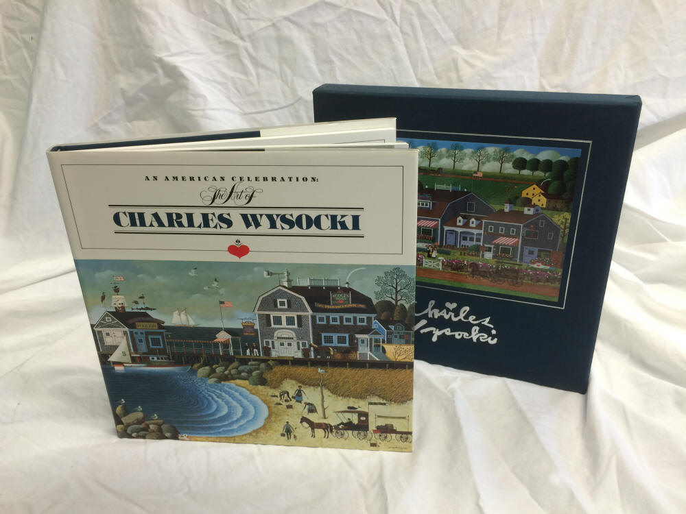 Charles Wysocki - An American Celebration: The Art of Charles Wysocki - Collector's Edition