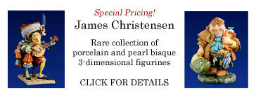 christensen - figurines